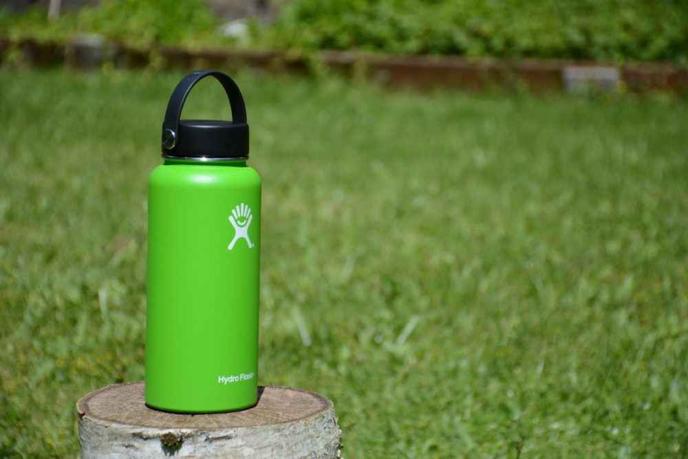 【夏の節約:4】水筒を持ち歩く